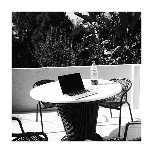 Home Office #ElFrancho #photogrid @photogridorg