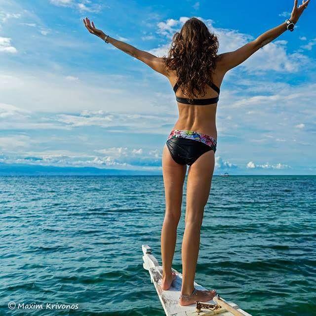 #AkelaSurf  #Ambassador  @nomadaninha  photo Maxim Krivonos #fashion  #SurfSwimwear  #beautiful  #diving #activegirl