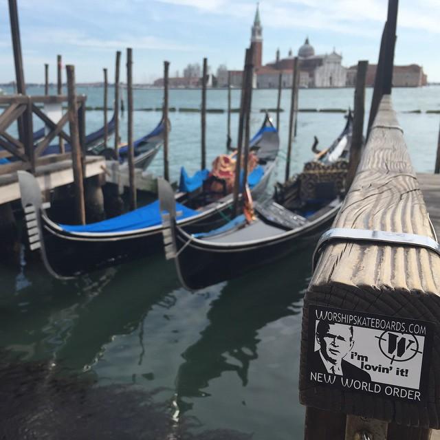Worship #Venezia