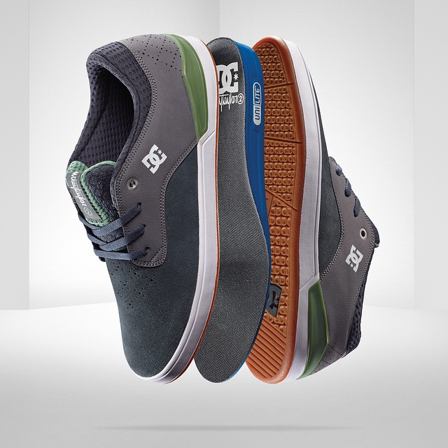 An update to the first @mikeytaylor1 signature shoe, the #MikeyTaylor2 adds a Unilte drop in insole for lightweight projection as well as improved comfort and fit. It's available now at: dcshoes.com/mikeytaylor2 #DCShoes #MikeyTaylor