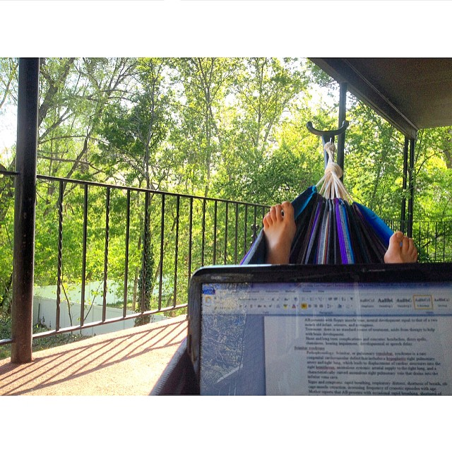 I guess being stuck down in the valley for this process paper suffer fest could be worse...