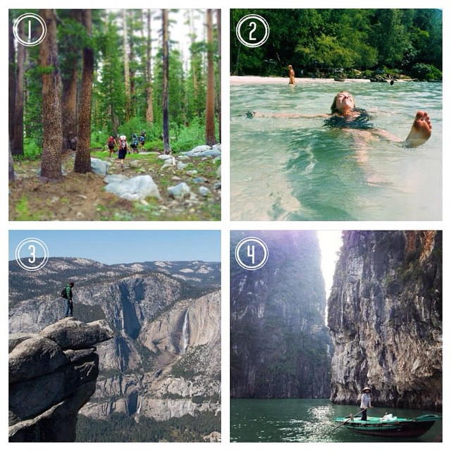 Here are the top 4 photos for our SOLO Earth Day #HappyPlace contest! Who do you think should win?? Vote now by commenting below! #soloeyewear #bamboo #sunglasses #giveaway #contest #earthday #nature #love #ocean #trees #beauty #travel #natureshots...