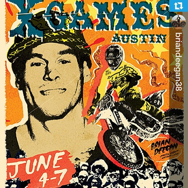 #Repost @briandeegan38 ・・・ #XGames Austin is only a few weeks away! I will be competing in #stepup and #rally so if you want to come check out the action you can get tickets at XGames.com/Tickets