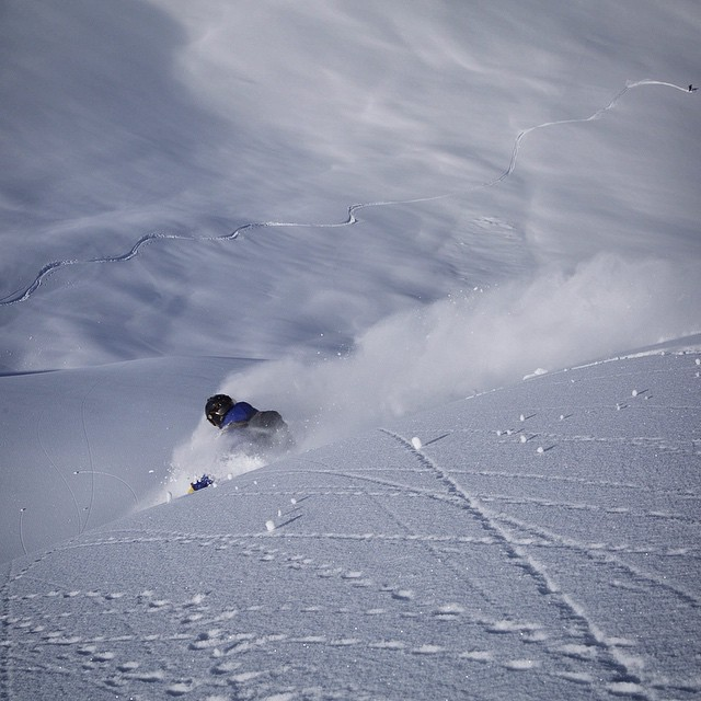 All things are spinning. The Earths off axis rotation gives us the perfect tilt away from the sun, hence the gift of #winter and #snow which brings us to #powder. Happy #earth day, we love you and the wonders you bring us every year // 30% off all...