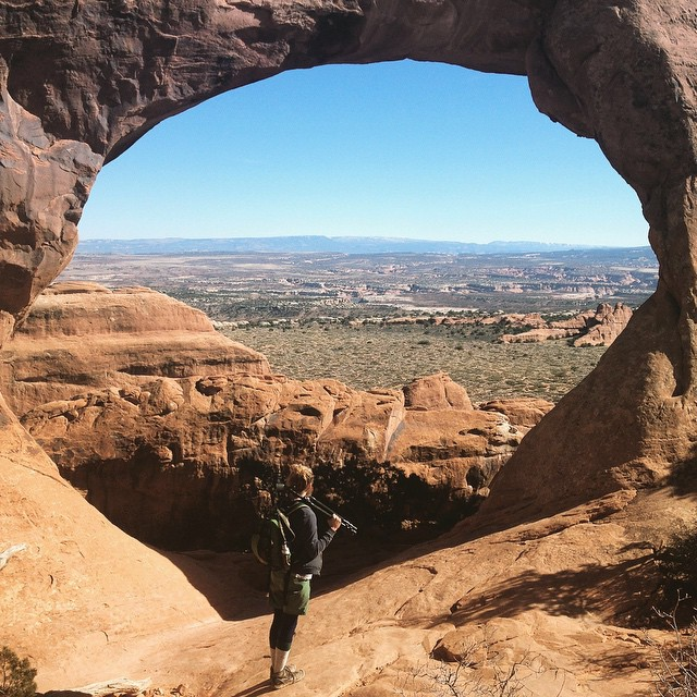 This week we'll be featuring the adventures of our friend and @parksproject ambassador @maxeyfish, who's been out traveling, filming and creating radness in our parks!  Part 1/3: Arches National Park - Consistently one of my favorite parks to visit. I...