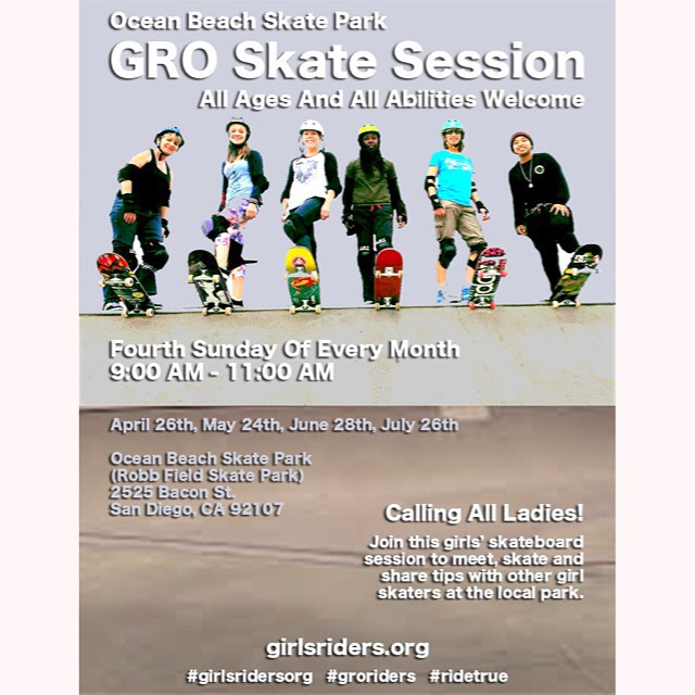Session this weekend make sure to come!!! #ridetrue #groriders