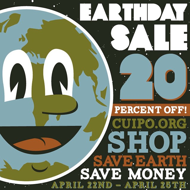 This #EarthDay we want you to save some green in the #rainforest and in your wallet! Now through April 25th save 20% off of your favorite #Cuipo products! No promo code needed