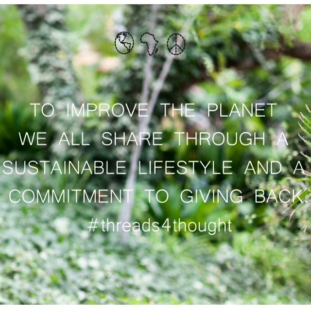 What is our #mission as a #sustainable clothing company? #earthday #earthday2015 #organic #recycled