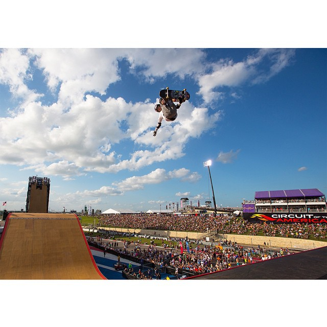 Three-time medalist @tomschaar has confirmed that he will compete in Skateboard Big Air, Big Air Doubles and Park at #XGames Austin this June. (