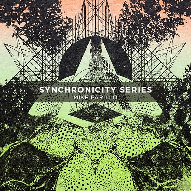 Just launched @asymbol - Synchronicity Series by @mikeparillo. A collection of editioned original artwork, hand-crafted by Mike at his LA studio. Each piece has unique variations and is ready-to-hang. Check out the collection at Asymbol.co #mikeparillo...