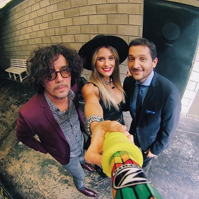 @melchorlez con el #Zorrito y @germanpaoloski !! #ZephyrPole #ShortPole !!