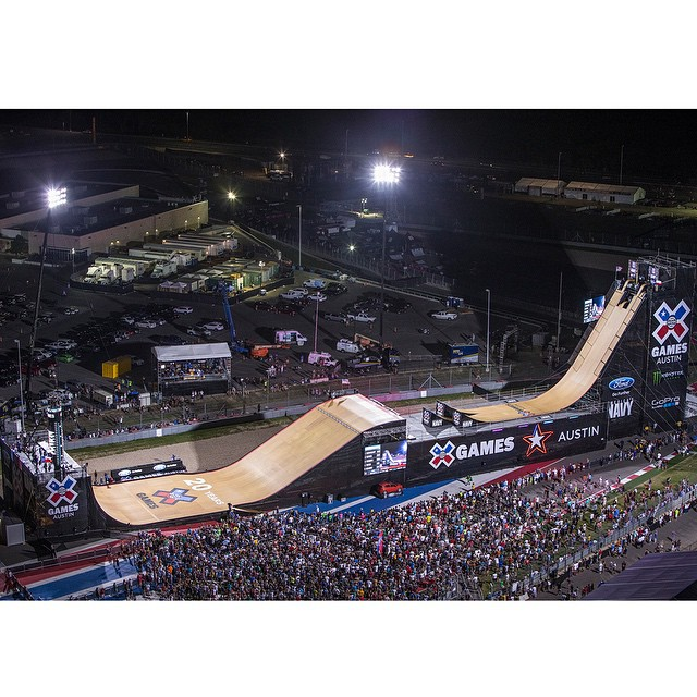 #XGames Big Air Doubles Teams • Tom Schaar and Zack Warden • Elliot Sloan and Chad Kagy • Bob Burnquist and Morgan Wade • Jake Brown and Colton Satterfield