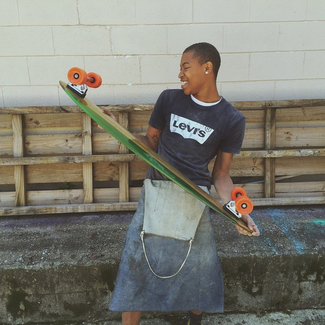 This is Kendrius. He is a master sander here at STBCo. He wanted to let you guys know that ALL our PINTAILS are on SALE. Perfect for any summer plans. Get one! #handmade #skateboards #Nashville #MadeInAmerica