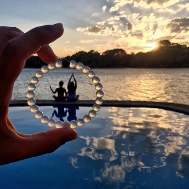 A lokai frame of mind #livelokai Thanks @marialargaespada