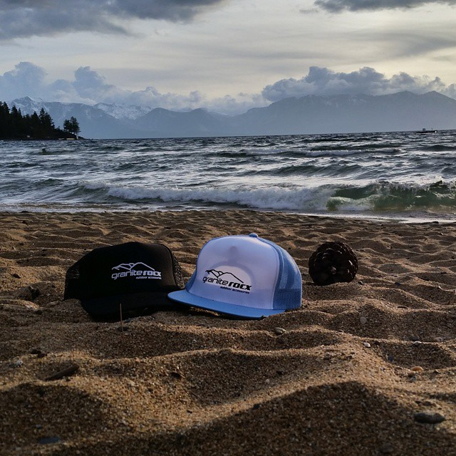 Clouds moving in over Tallac. #tahoestorms #tahoe #laketahoe #mttallac #tallac #truckerhats #graniterocx