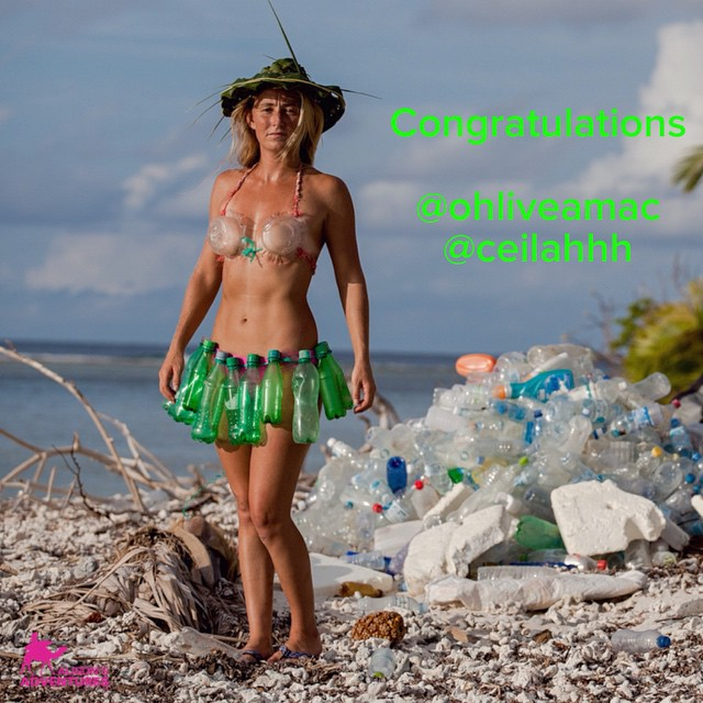 Thank you all so much for an amazing Give Away! Truly inspiring hearing such kind and thoughtful words about our passion for reducing plastic pollution! Both @alisonsadventures and I spent all morning reading your kind words and fighting over who we ...