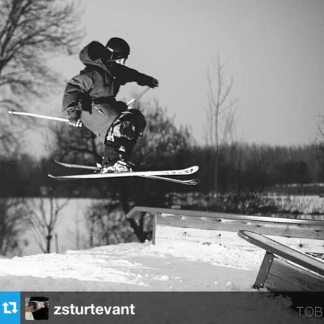 #Repost from @zsturtevant with a disaster 2 on last weekend in his #freesoul10's. Killing it!
