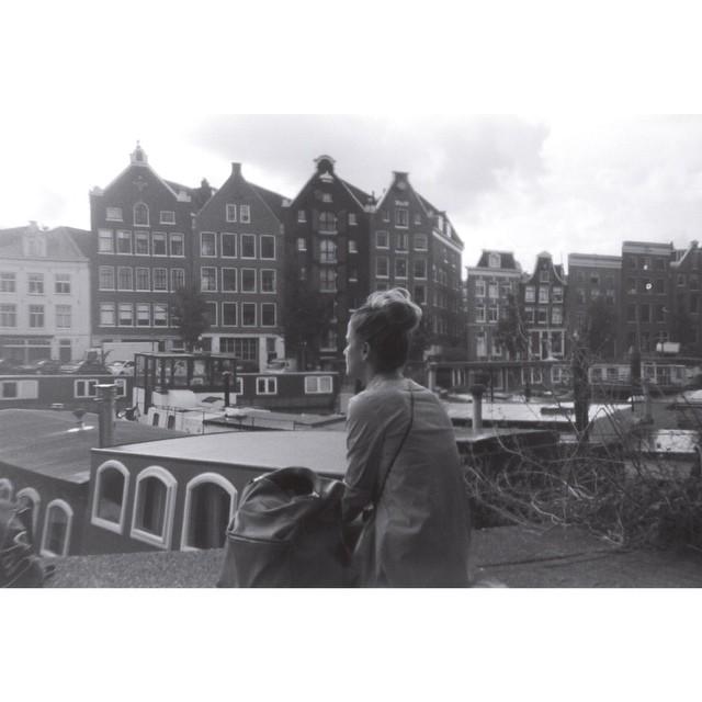 Navajas Suela | Amsterdam | 35mm analógica
