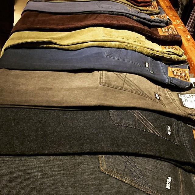Reposta @sebadecaro #VolcomBrandJeans #VBJ #AW15 ya! En #VolcomStores