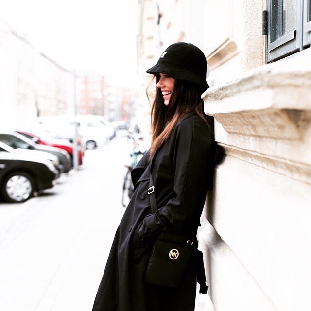 The #kangol tagged Instagram photo of the week is from @signemorkebergsjostrom