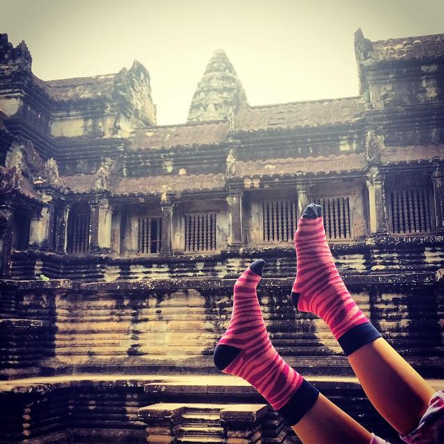 Angkor Thom, Cambodia. #LoveYourWorld