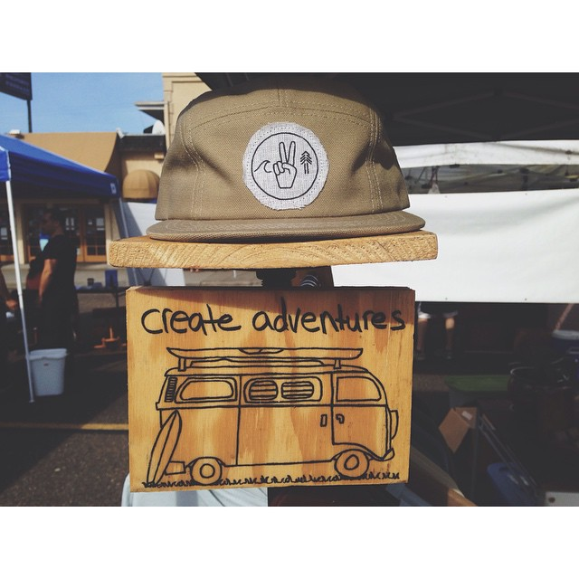 Encinitas Street Faire day 2! Tribe Ambassadors @to_the_sea8 and @elizasloane will be hanging out at the booth until 5pm