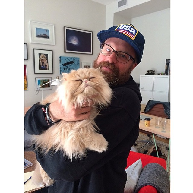Our Northern California rep @chriswilmoth was matching @floydthelion so well that we just had to regram.