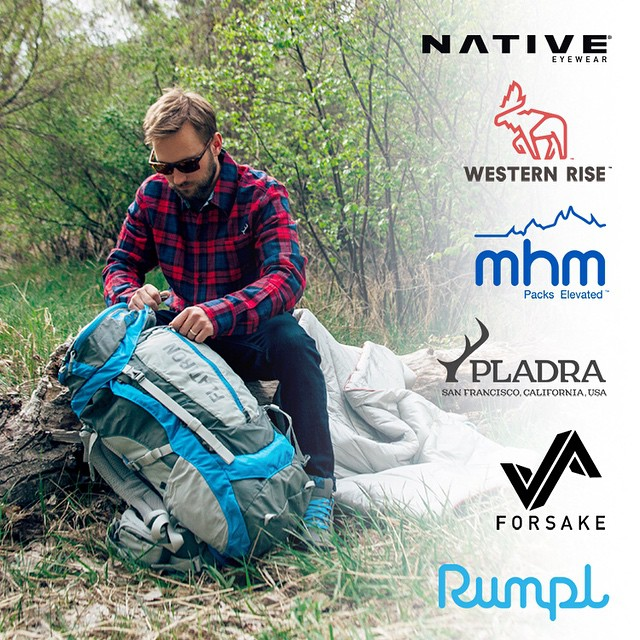 """We've Got You Covered"" Giveaway! We've teamed up with a handful of some of the coolest brands in the industry to give you a pretty killer prize pack!  All you have to do is FOLLOW all 6 brands on Instagram, then tag a friend on this post. That's it. A..."