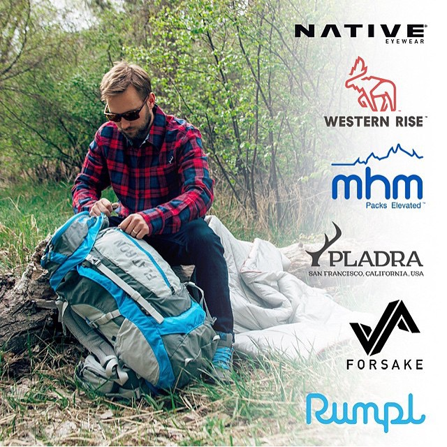 "Sweet baby Jesus!! It's the ""We've Got You Covered"" giveaway! Our homies at @mhmgear, @nativeeyewear, @western_rise, @pladra, and @forsakeco put together an awesome giveaway and asked us to participate. Each of these badass brands has donated some of..."