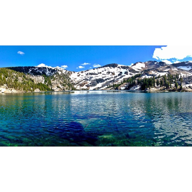 Can you name this lake? _ #desolationsupply #DESO #itswayoutthere