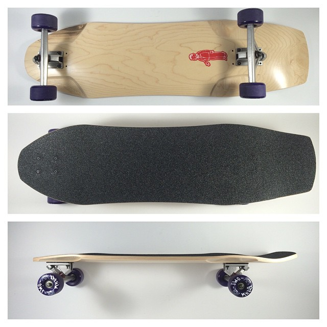Just put this up as a #complete #longboard because it's been such a hit! Grab one and start #shredding #longboarding #downhill #canadian #maple #longboardeveryday #skatelife #skateboard #freeride #slide #carve #cruise #love #longboardlife #insane...