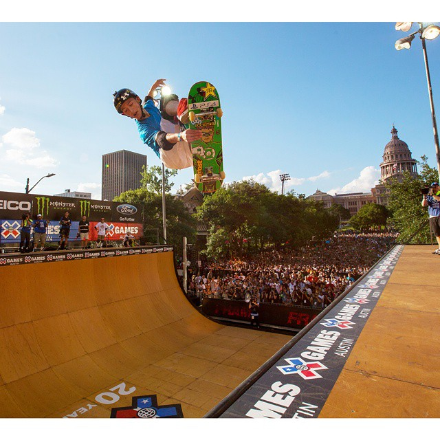 #XGames Austin is only five weeks away! (