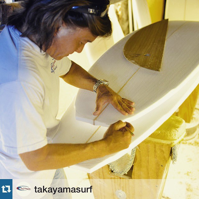 Check out what @takayamasurf has in the works for new board shapes. #hovenvision #surf #mondaygrind #rad #Repost ・・・