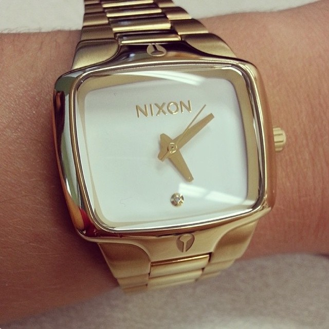 After seeing this #Nixon submission from @allcgraph, we're thinking about this Small Player for Mom on Mother's Day.  Think she'll like it?