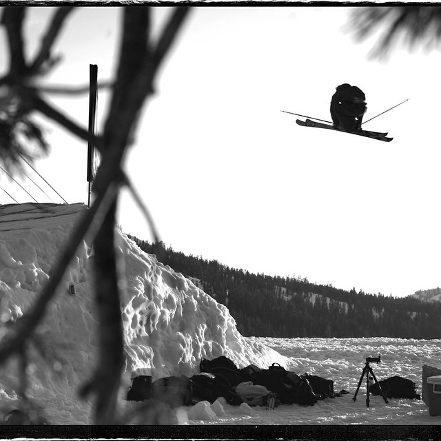 Nine Years Ago this was the last air #highfivesfounder Roy Tuscany landed at a photo shoot at @sugarbowlresort W/ @mrdavidwise @mat1tjackson @gpmartinphoto  @kt_on_kt @the_hewett  @maxweintraub @crashtagger The next day #highfivesfoundation was created...