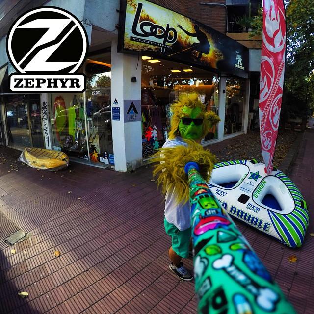 Ya podes encontrar los #ZephyrPole en Zona Norte! ⬇⬇⬇⬇ • @loopboardshop