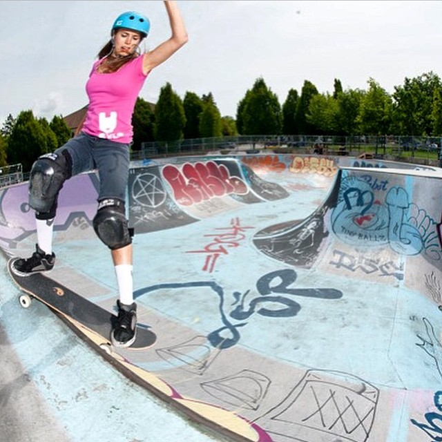 XS is a happy to be a sponsor of  @skatelikeagirl 's female skateboarding showcase, Wheels Of Fortune 6 this Saturday in #Seattle at @alltogetherskatepark! You can win an XS helmet or beanie plus we are donating a portion of sales to @skatelikeagirl!...
