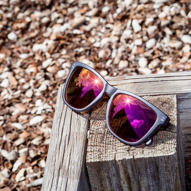 """""""Simple but elegant, they look great on most face types and work for both men and women."""" Thanks for featuring our Headlands, @powdermagazine!"""