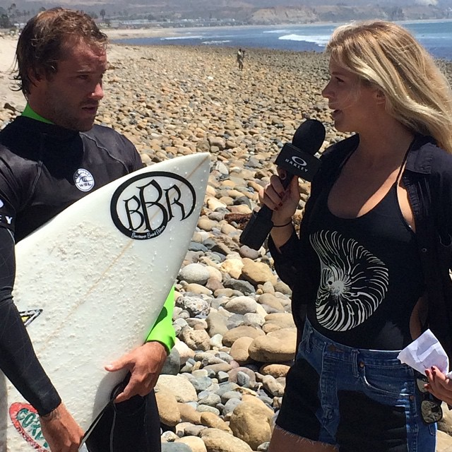 Granger takes FIRST place over Freddy P at the Oakley Lowers Pro. On to round 2. Way to go Granger. @grangerlarsen @bbrsurf #bbr #buccaneerboardriders #grangerlarsen #teamrider #cordellsurfboards #oakleylowerspro #lowers #trestles