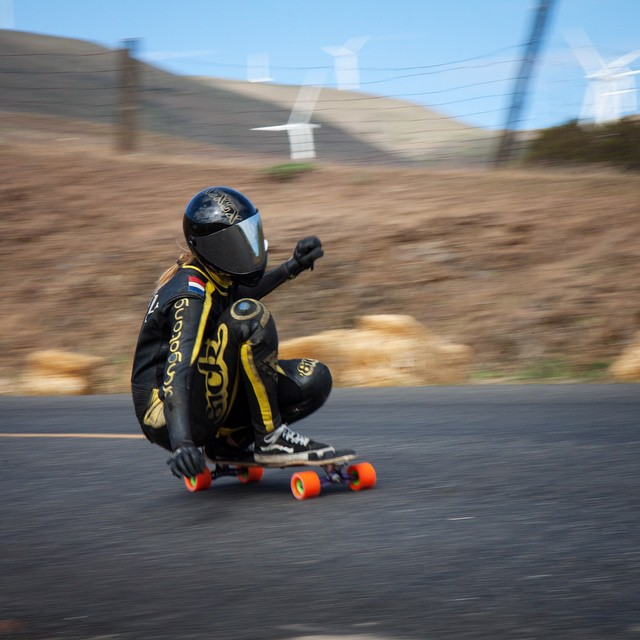 @spokywoky at the #Maryhill #SpringFreeride #Truncated #Tesseract