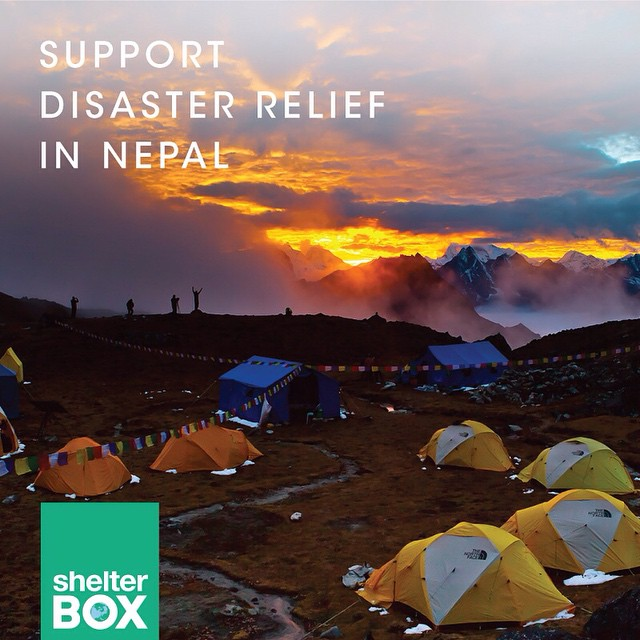 Shelter is critically important to the relief effort in Nepal. In the aftermath of the earthquake, thousands of people and families in the region are living outside or in makeshift structures. With the help of Shelterbox, we can provide long-term...