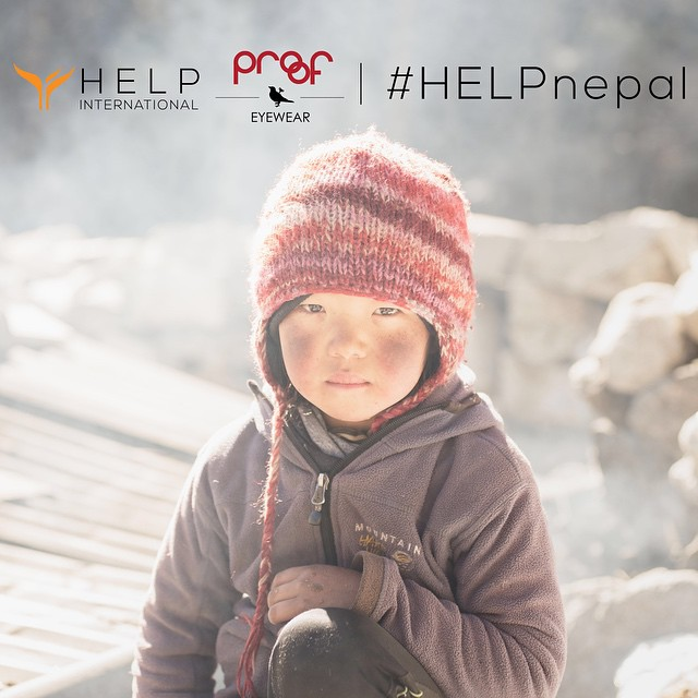 This Friday & Saturday, 100% of online sales will benefit relief efforts in Nepal.  All proceeds will be donated to our friends at @helpintl who are organizing aid for the devastation faced in the 7.8 earthquake that hit the Himalayan nation...