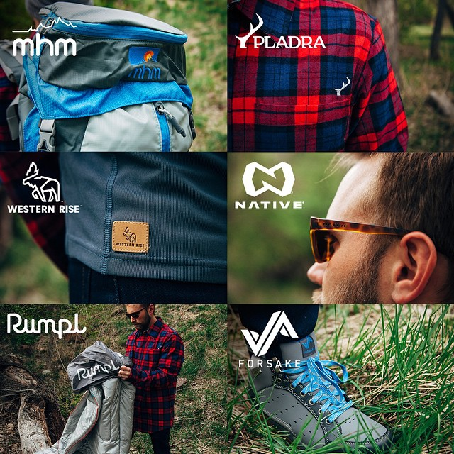 Final reminder for the #WeveGotYouCovered giveaway! Follow @pladra @western_rise @nativeeyewear @gorumpl and @forsakeco and tag a friend to win ALL of the gear you see here. Yes. All of it! Ends May 1st.