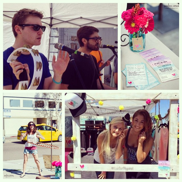 #tbt to our Spring Fling 2014! If you're local to San Diego - make sure you attend Spring Fling 2015 THIS SATURDAY with live music @milesaheadband, delicious eats, and free giveaways from @puravidabracelets and @kindsnacks.