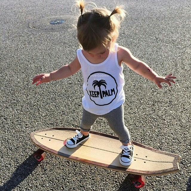 Lil shredder in the making! #revbalance #findyourbalance #balance #balanceboards #madeinusa #longboarding #cutekidsclub #startthemyoung #ride #longboard #lilshredder #girlswhoride