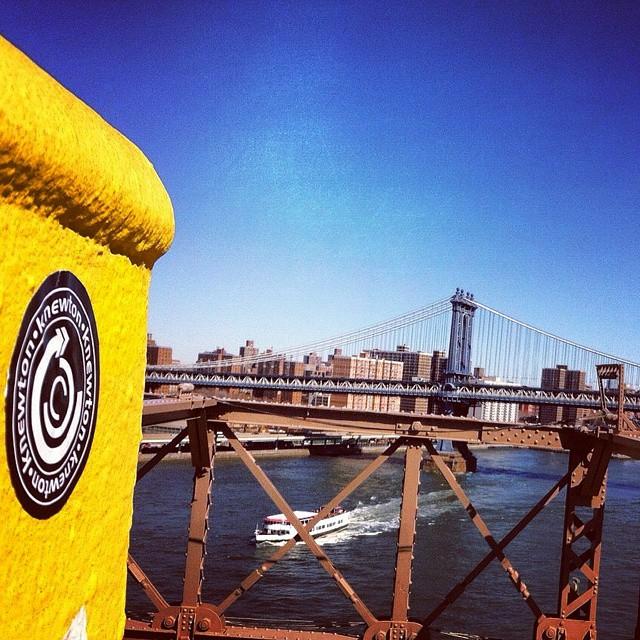Vamoooo que se viene otro finde largoo! Largoo como el Puente de Brooklyn! .:Conexión Natural:. #TRANKASTYLE #TRIP #FRIENDS #BROOKLYNBRIDGE #CONEXIONNATURAL #KNEWTON