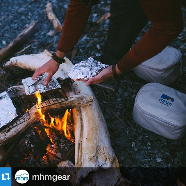 **Summer Must-Have** @mhmgear's Snack Stacker is on our wish list - a genius item for all you nature, camping, and backpacking lovers - available in the GoodPeople Marketplace! ------------------------------------------------------------Ever thought to...