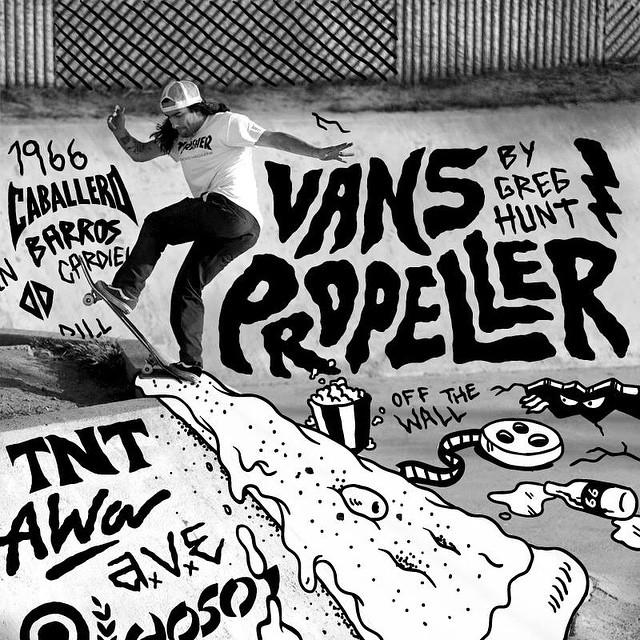 #VansPropeller según @falucarolei ☝