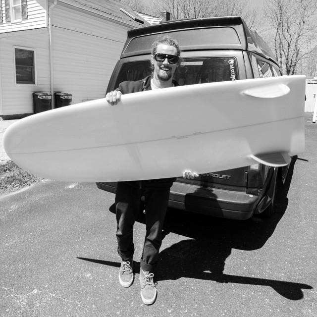 Big Ups To @paul.surf #proper #lovematuse #ckth