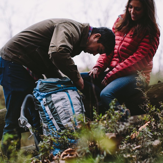 Spend this weekend with people you love. And beer. Spend it with beer too. #PacksElevated #MHMgear